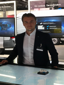 Profilbild von Benjamin Becic Softwareentwickler aus Winnenden